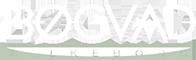 BØGVAD logo